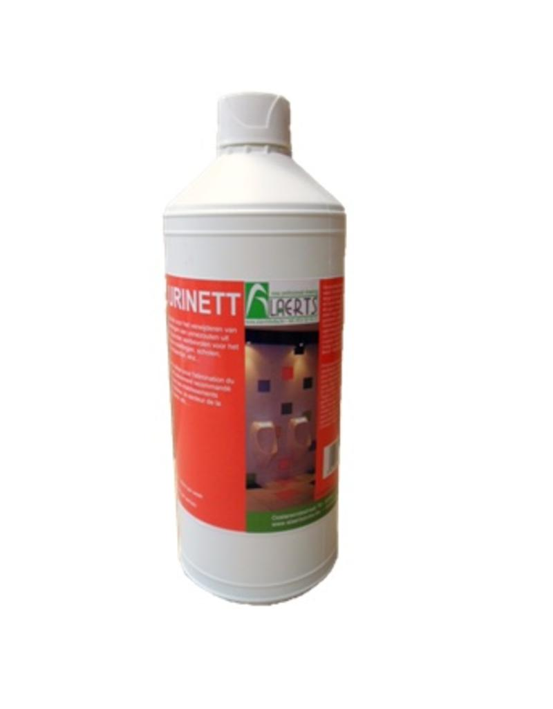 Urinoirreiniger Urinett 1L (niet voor particulier gebruik)