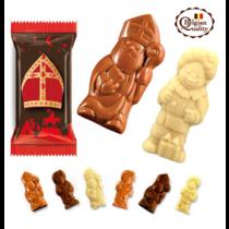 Sinterklaas Koffiekoekjes Chocolade 120st.