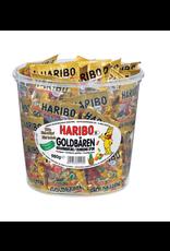 Haribo goudberen 10g x 100st mini