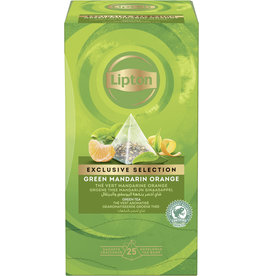 Lipton exclusive selection green mandarin orange