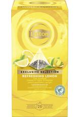 Lipton exclusive selection refreshing lemon