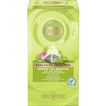 Lipton exclusive selection green tea sencha