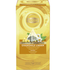 Lipton exclusive selection chamomile linden