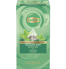 Lipton exclusive selection delicate mint