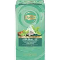 Lipton exclusive selection moroccan mint
