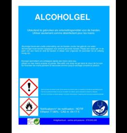 Alcoholgel 5L