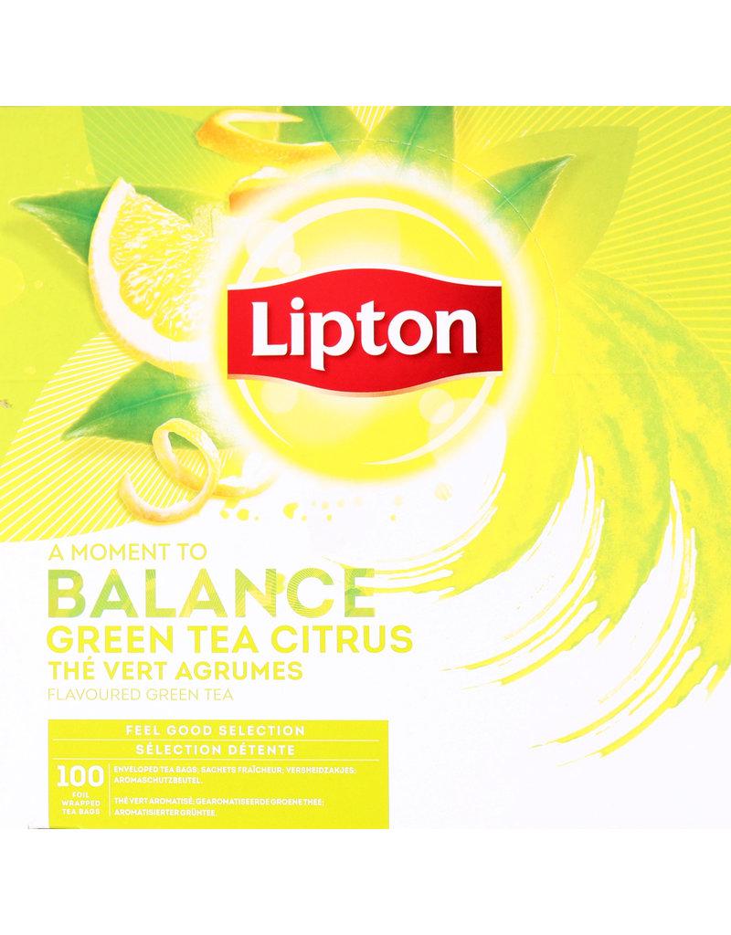 Lipton Green Tea Citrus 100st.
