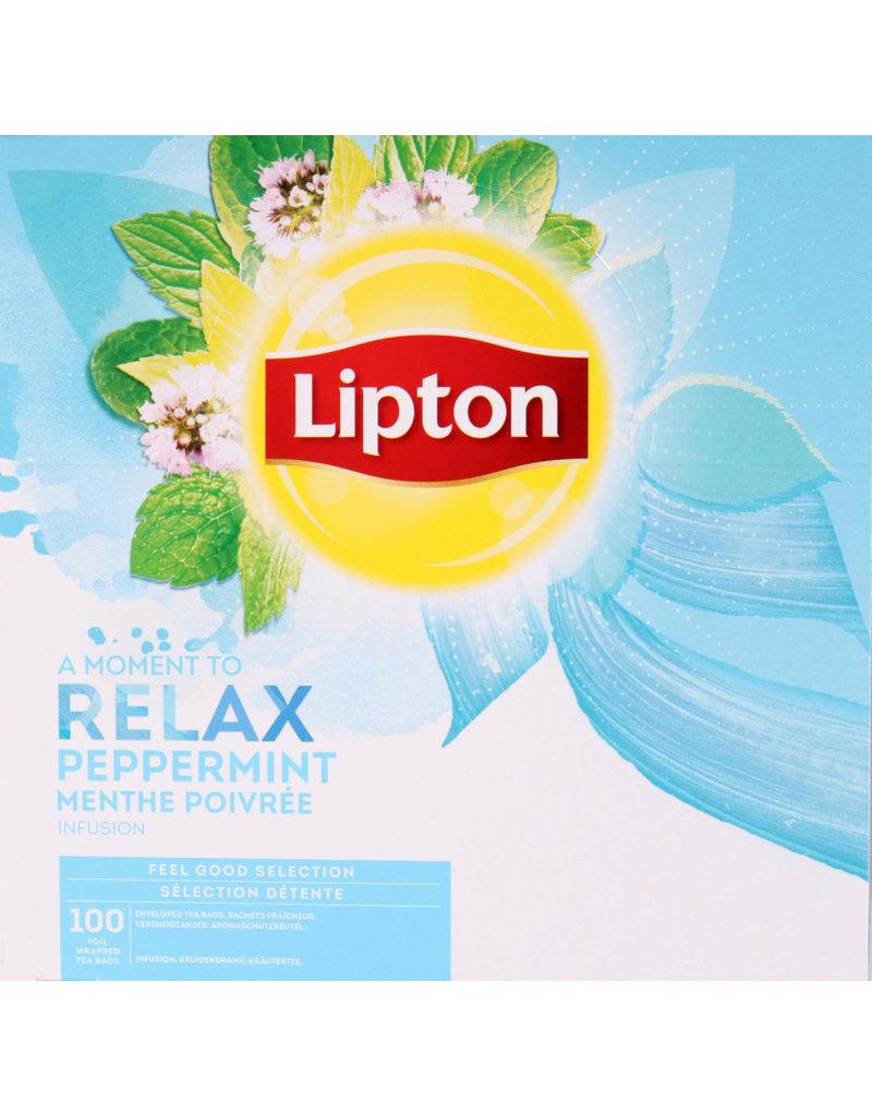 Lipton Peppermint 100st.