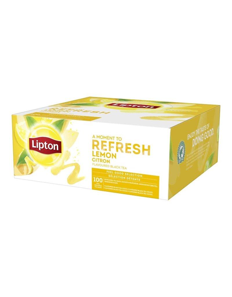 Lipton Lemon 100st.