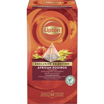 Lipton African Rooibos Exclusive Selection 25st.