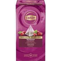 Lipton Rosehip Exclusive Selection 25st.