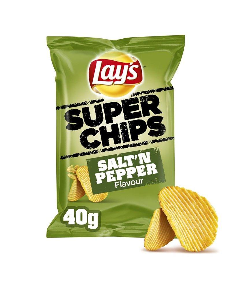 Lay's Salt 'n Pepper 40g x 20st.