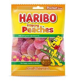 Haribo happy peaches 75g x 28st.