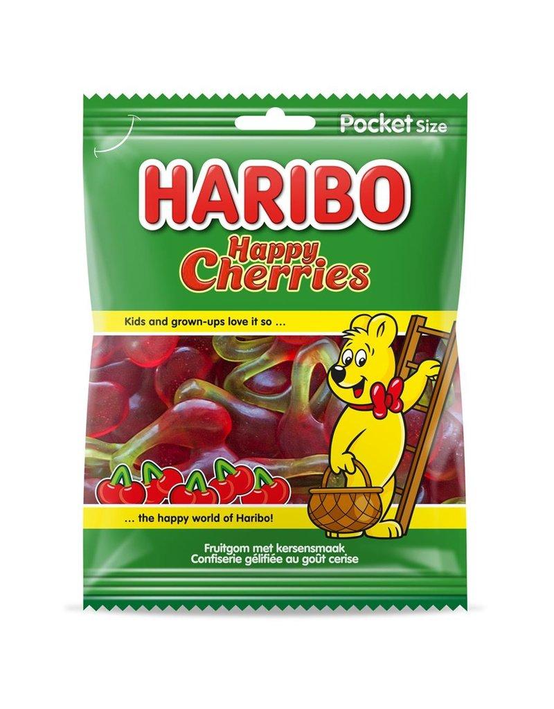 Haribo happy cherries 75g x 28st.
