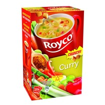 Royco Minute Soup Curry Crunchy 20st.