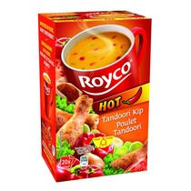 Royco Minute Soup Tandoori Kip 20st.