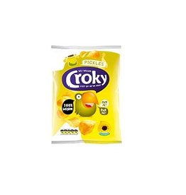 Croky Chips Pickles 40g x 20st.