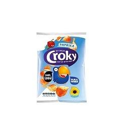 Croky Chips Paprika 40g x 20st.
