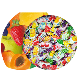Fruit toffee MINI 800g