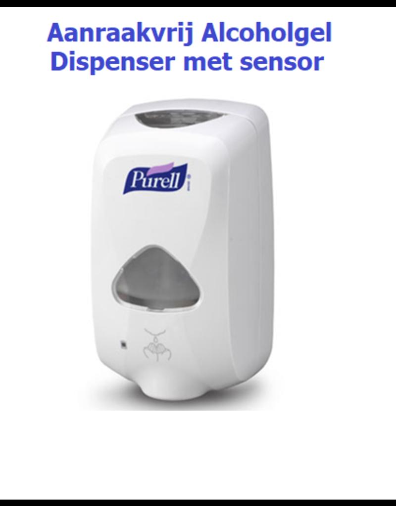 Purell TFX automatische handgel dispenser 2729-12-EEU00