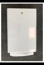 Dispenser RVS Wit papieren handdoekjes