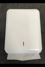 Dispenser Vouwhanddoekjes Wit ABS