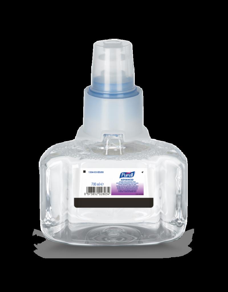 Purell advanced LTX hand sanitising Foam 3 x 700ML