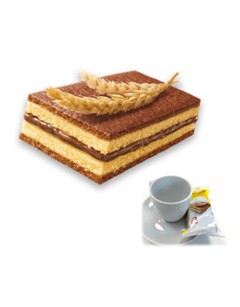Cacao Cakejes Verpakt 150st.