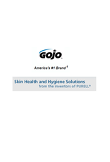 Gojo Natural Scrub Hand Cleaner 7335-04-EEU TDX