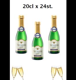 Klein Flesje Bubbels 20cl x 24st.