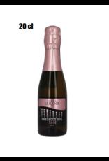 Prosecco Rosé mini Terra Serena 20cl x 24st.