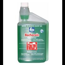 Becharein glazen reiniger doseerfles 1L