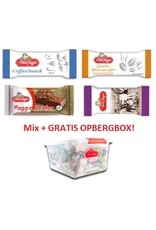 Anna Faggio Top 4 MIX + GRATIS Opbergbox