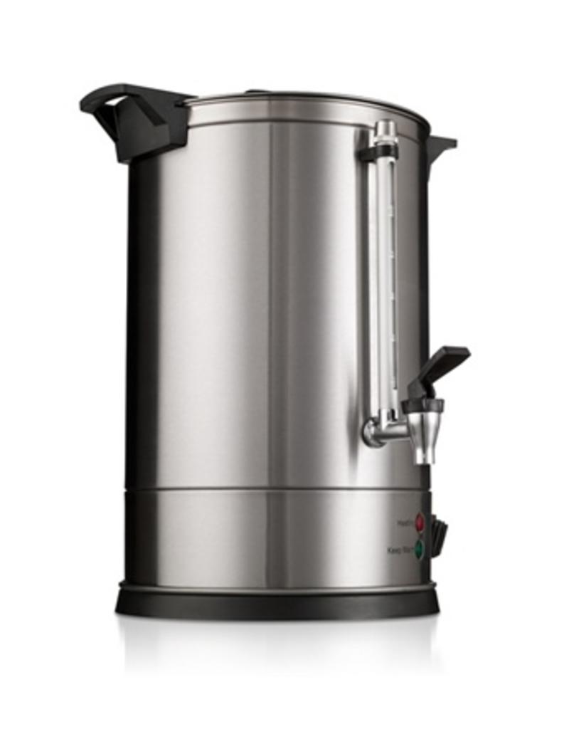 Percolator 10 liter 75 tassen