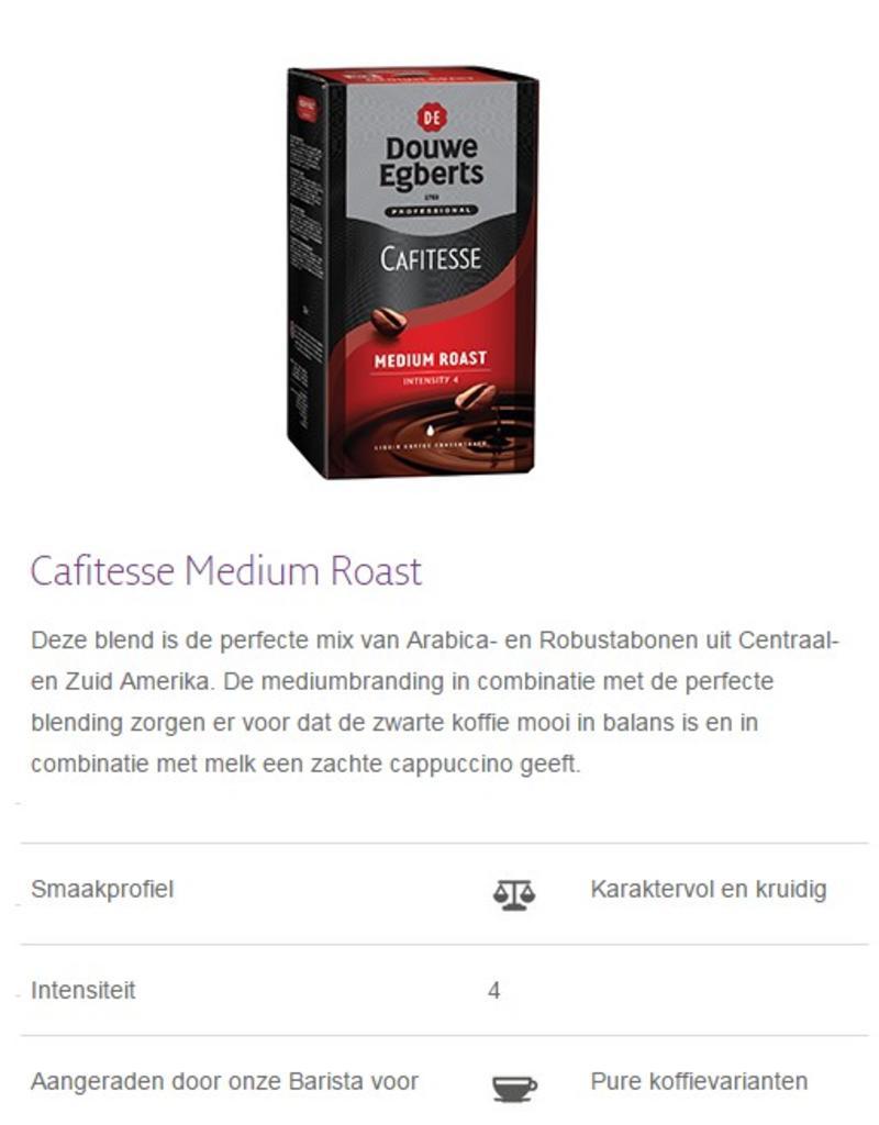 Douwe Egberts Medium Roast 2 x 1,25L