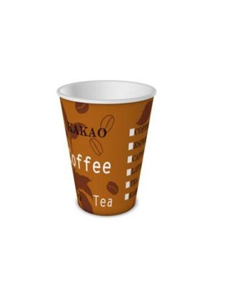 Koffiebekers 200ml 20x75st.