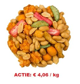 Notenmix Voordeel 9kg (2x4,5kg) THT 25/04/21