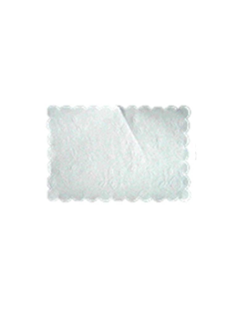 Schotelpapier kantjes rechthoekig