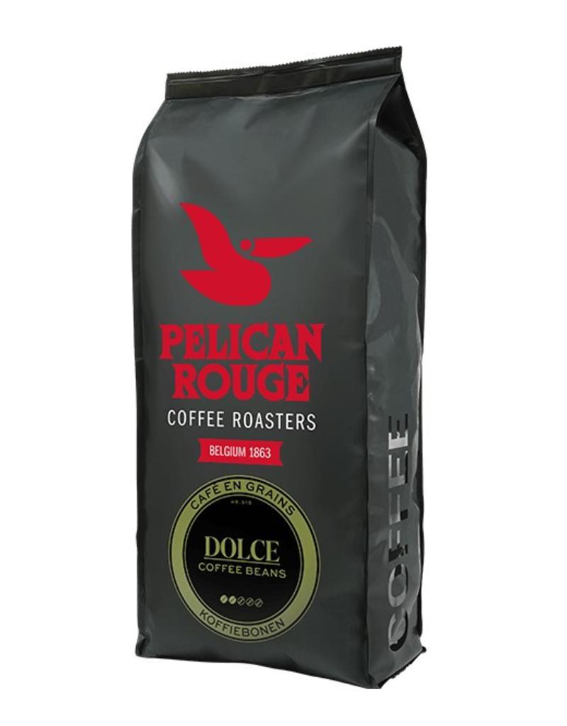 Roode Pelikaan Dolce koffiebonen 1 kg | Pelican Rouge