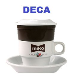 Deca Koffiefilters Miko