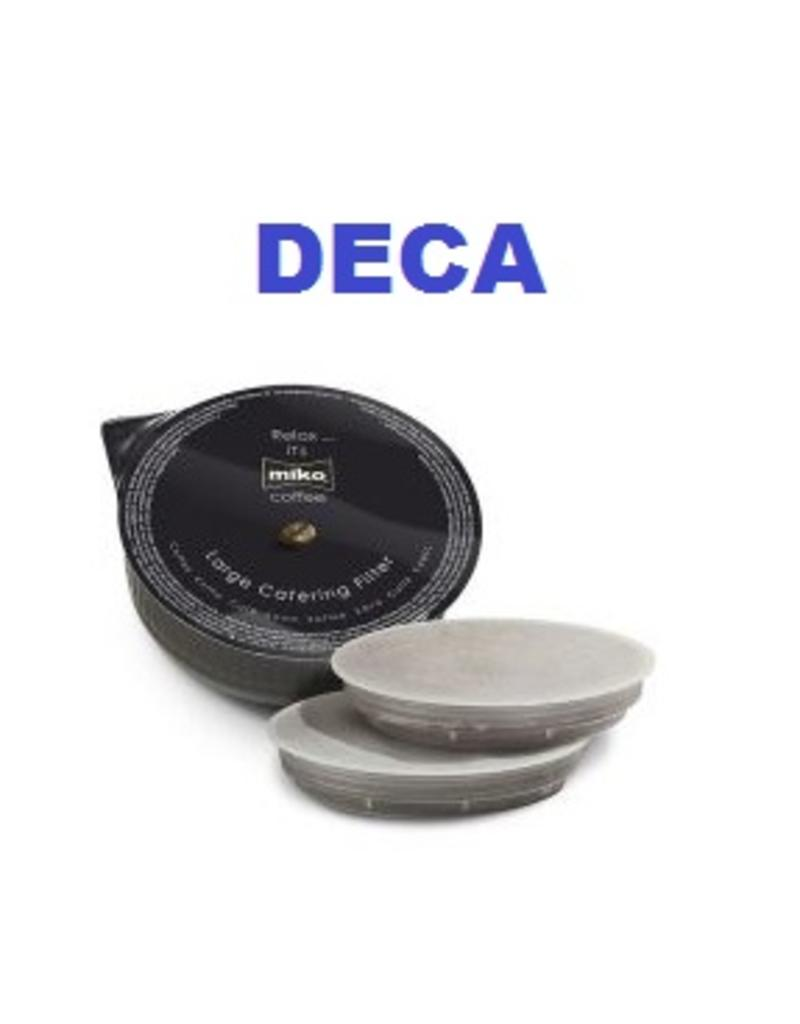 Miko Large Catering Deca LC Filters 24 x 2