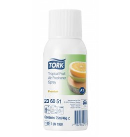 Tork tropical fruit air freshener spray a1 236051