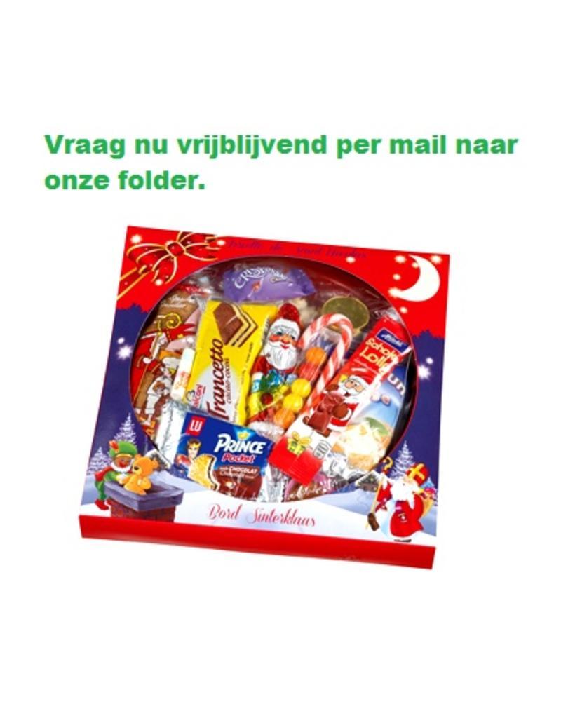 Sinterklaas bord snoepborden
