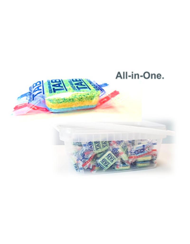 Vaatwastabletten All-in-One 150 tabs