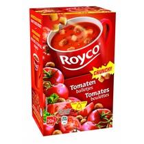 Royco Minute Soup Tomaten Balletjes Crunchy 20st.