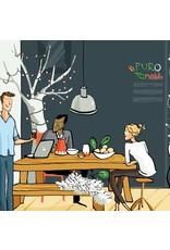 Puro Noble koffiebonen 1kg, Puro koffie