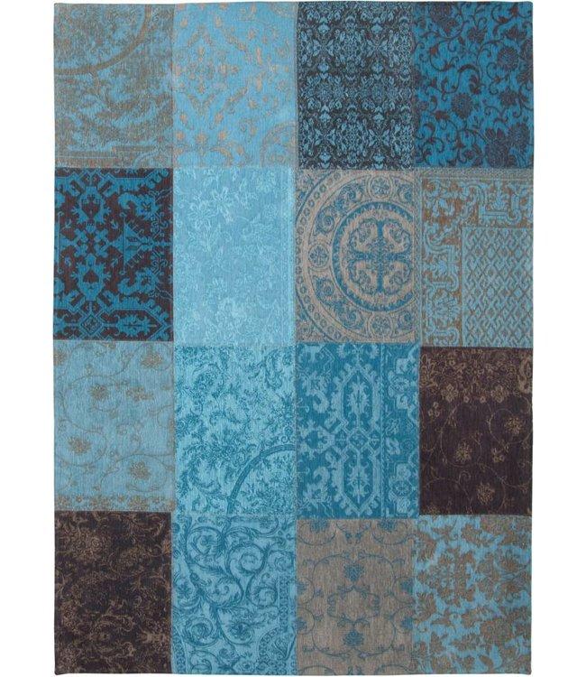 Louis de Poortere Multi Turquoise 8105
