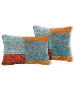 Patchwork Cushion Multi