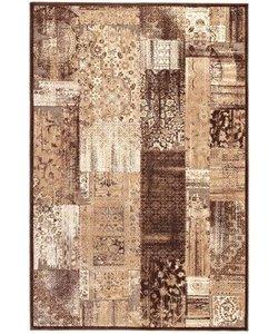 Farashe 100 06 bruin 160 x 230 cm