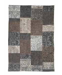 Patchwork Anthracite